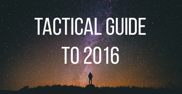The To-Do List, Quartered: A Tactical Guide to 2016