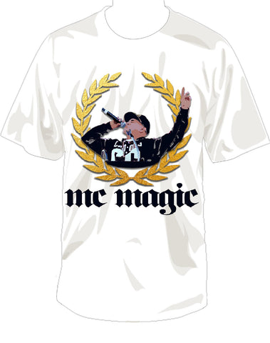 MC Magic Gold Leaf T-shirt