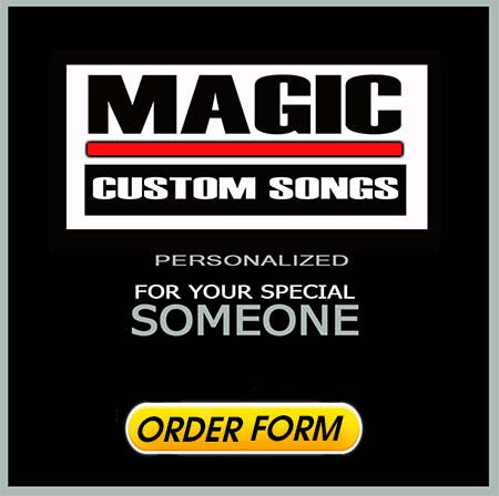 Custom Song Personalized by MC MAGIC