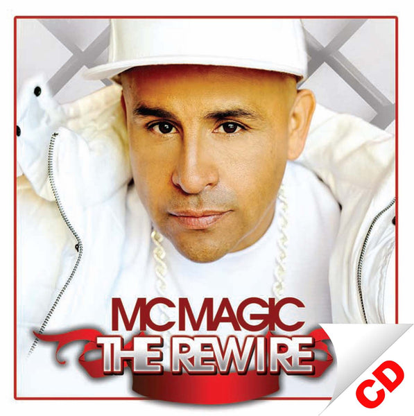 The Rewire by MC MAGIC (CD)