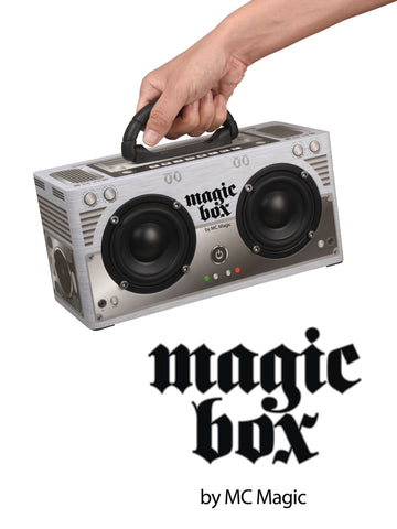 Magic Box Bluethooth Speaker