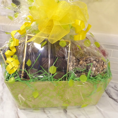 Gift Baskets and Trays