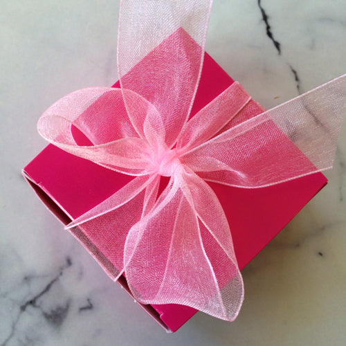 Favor Box 4 Piece