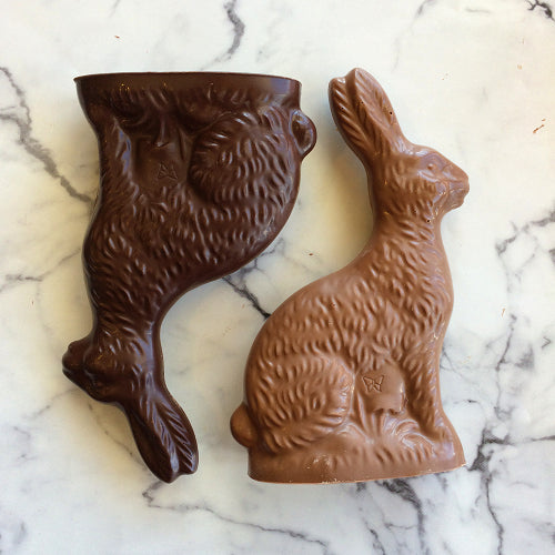 Chocolate Easter Bunny 8 oz