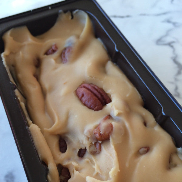 Pecan Penuche Fudge
