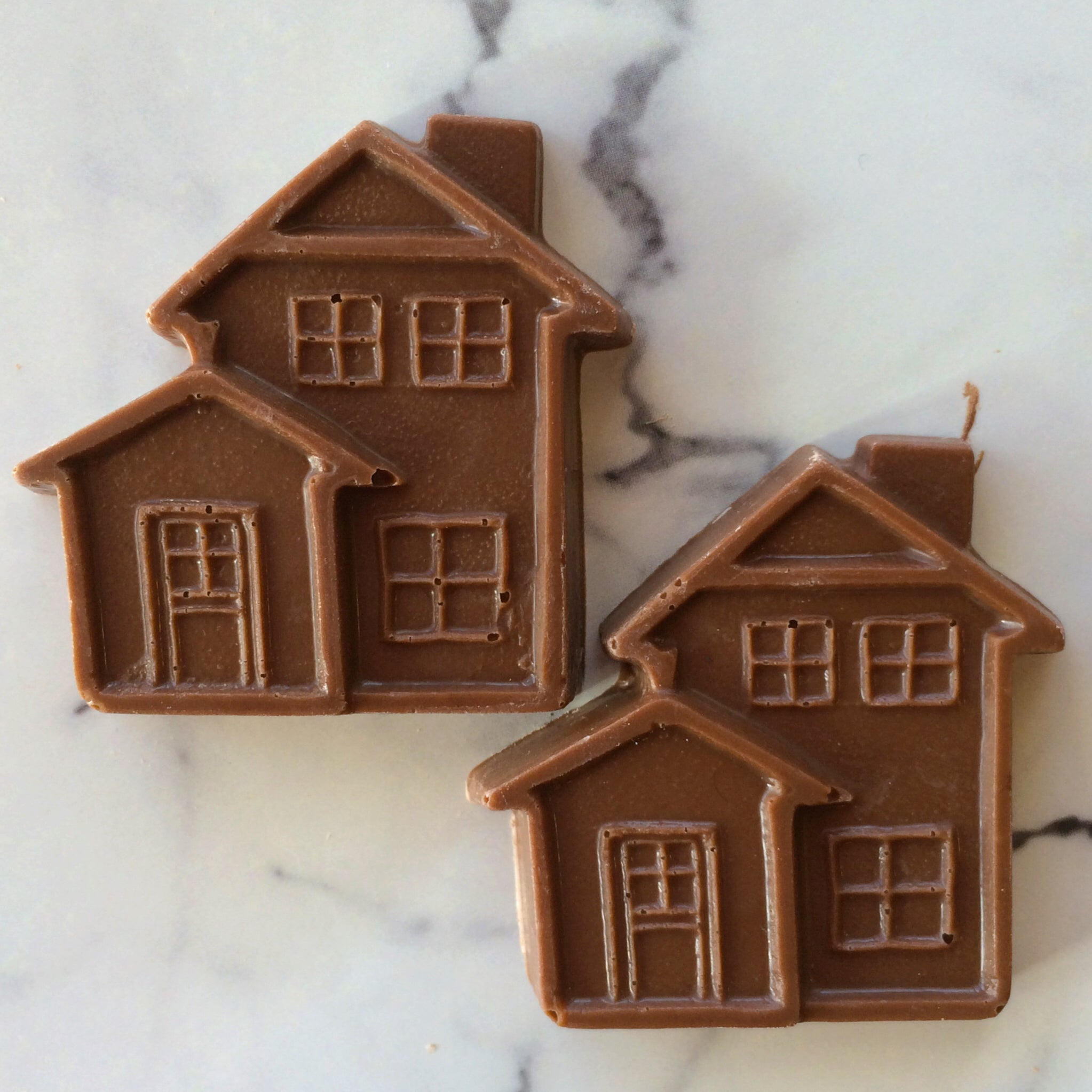 Little Chocolate Houses