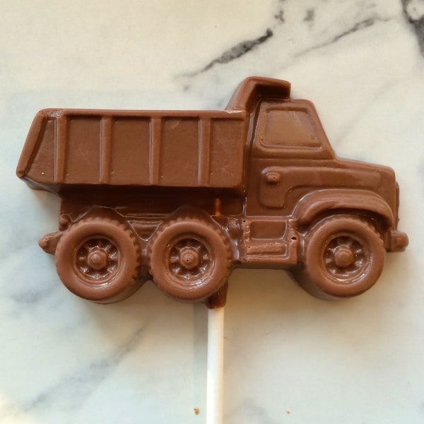 Truck Lollipop