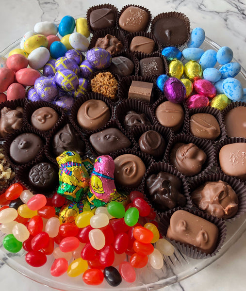 Easter Everything Tray