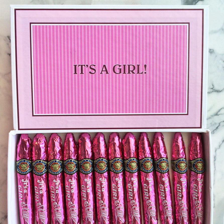 It's a Girl Cigars