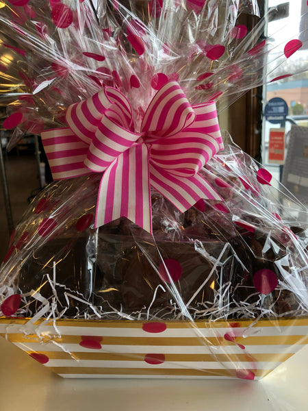 All Chocolates Basket