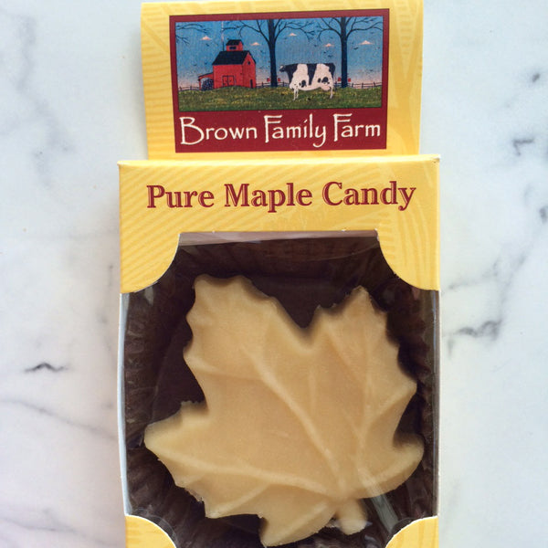 Maple Candy Maple Leaf