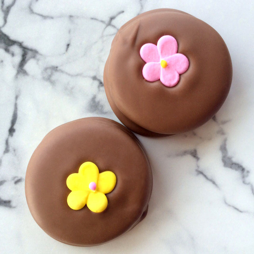 Spring Oreos in Easter or floral designs