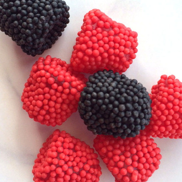 Raspberry and Blackberry