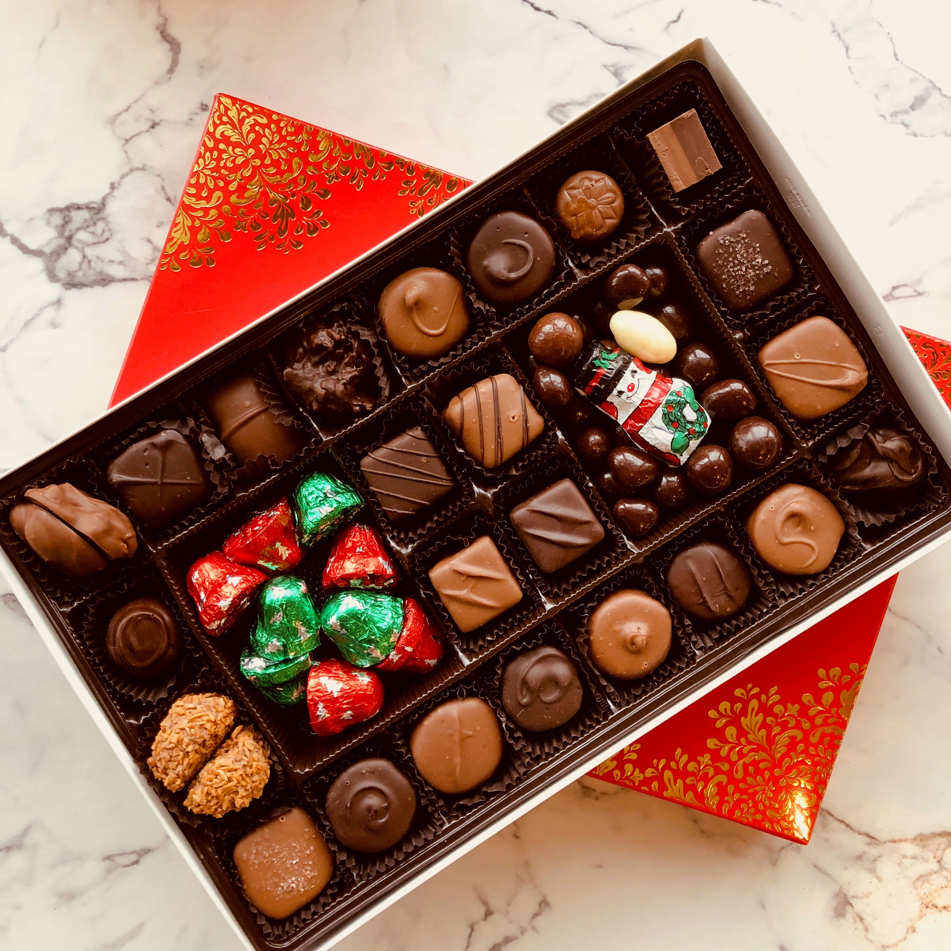 Christmas Holiday Sampler Box