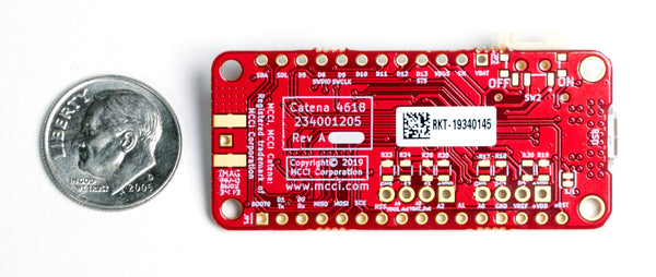 MCCI Catena® 4618 Integrated Node for LoRaWAN® technology