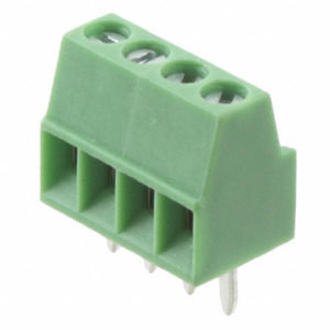 4 position connector block