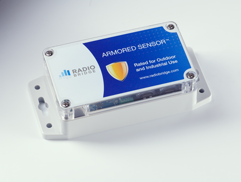 Wireless IP67 Acceleration-Based Movement Sensor (Outdoor/Industrial Version)