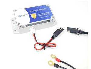 Wireless IP67 Voltage Sensor (Outdoor/Industrial Version)