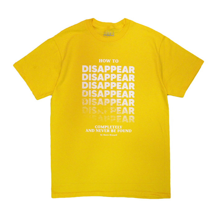 DISAPPEAR TEE (DAISY)