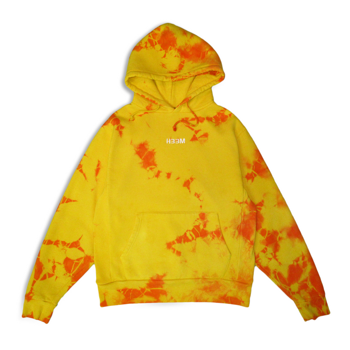 PREMIUM WORDMARK PULLOVER<br>(YELLOW FEVER)