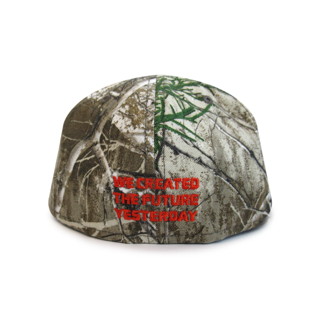SLANT LOGO NEW ERA 59FIFTY (REALTREE)