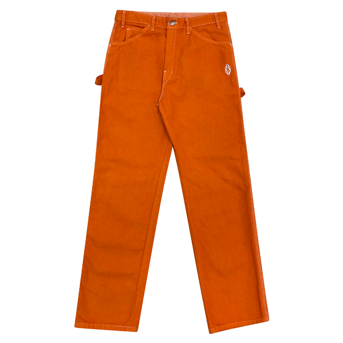 ORANGE LABEL WORK PANTS (PUFFIN'S BILL)