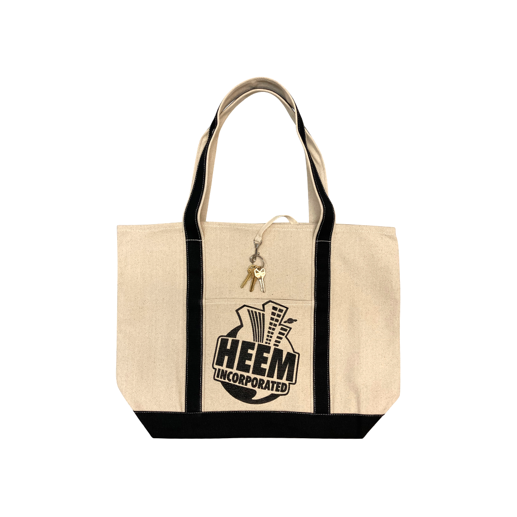 HUMOR STATION XL TOTE BAG