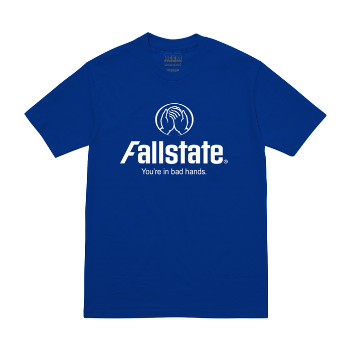 FALLSTATE TEE (ROYAL)
