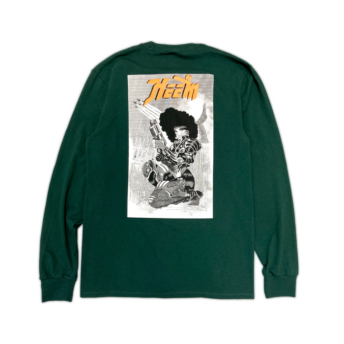 Urban Combat LS (Dark Green)