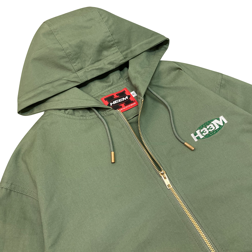EXPEDITION HOODED PARKA