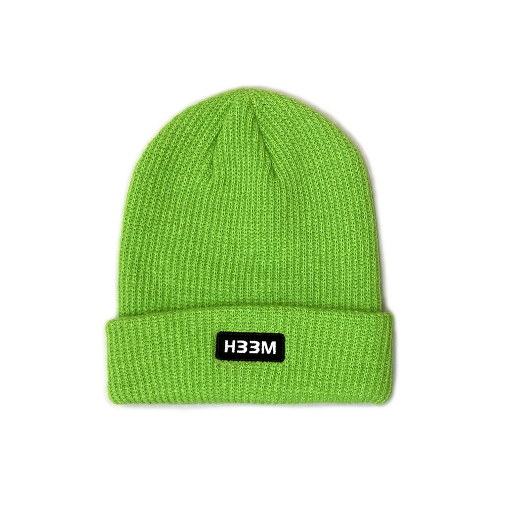 WORDMARK BEANIE (ASSORTED)