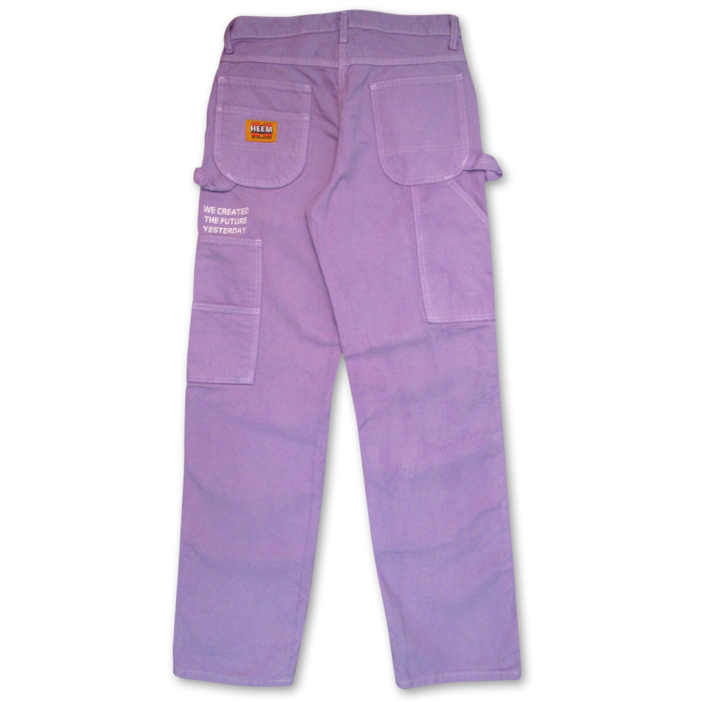 ORANGE LABEL WORK PANTS (AMETHYST)