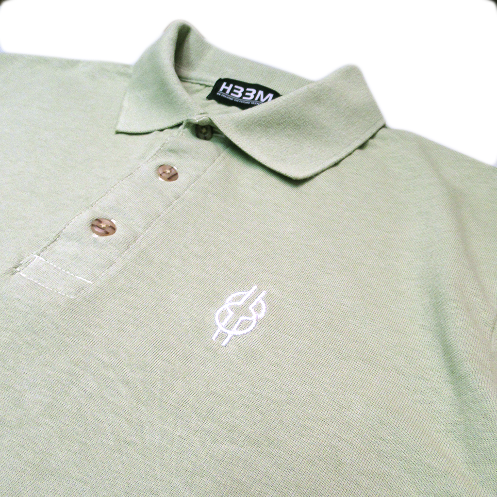 WISDOM KNOT POLO<br>(AVOCADO CREAM)