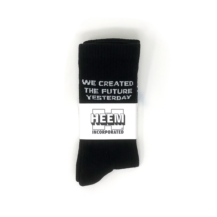 WCTFY SOCKS (BLACK)