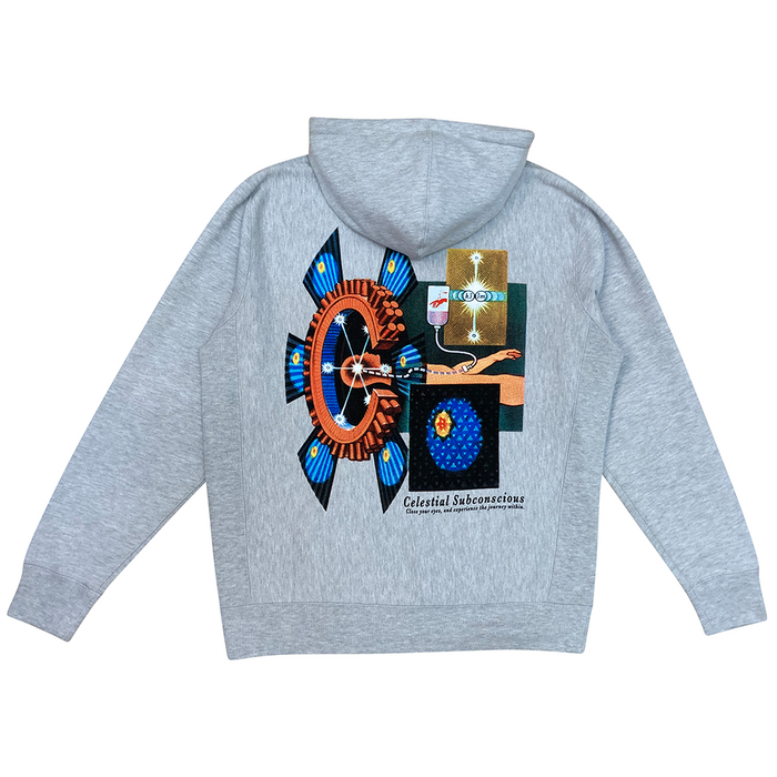 CELESTIAL SUBCONSCIOUS HEAVYWEIGHT PULLOVER (Heather)