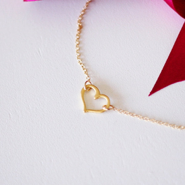 """With Love"" Necklace"