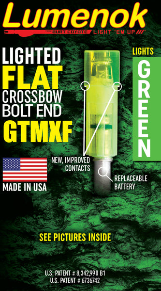 "GTMXF - Fits Gold Tip Bolts  with .272"" ID"