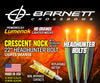 Lumenok Equipped Genuine Barnett Headhunter Bolts - 22