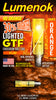 GTF Gold Tip Carbon Flat - For Carbon Bolts .300