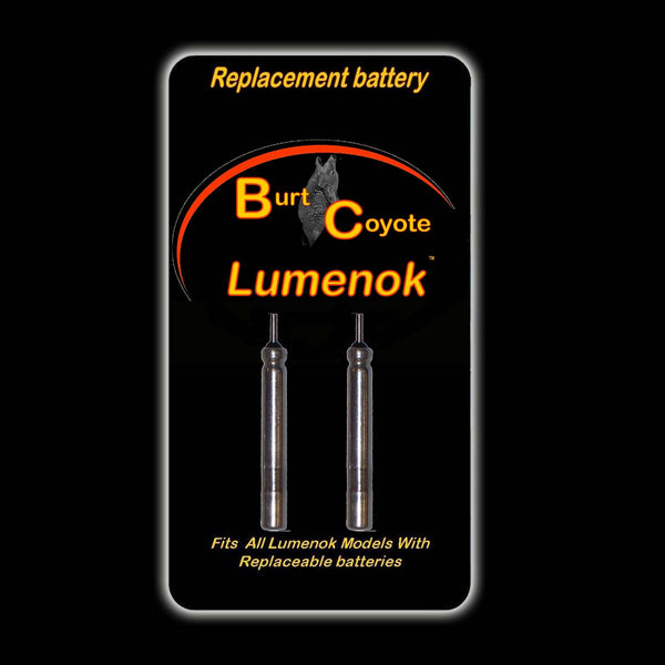 RB  Replacement batteries for Lumenoks