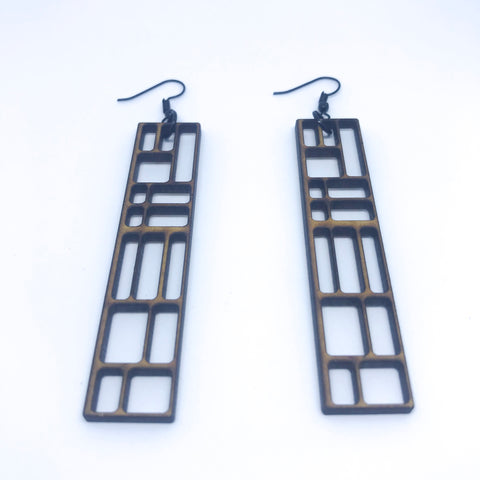 Earrings (MDF 11)