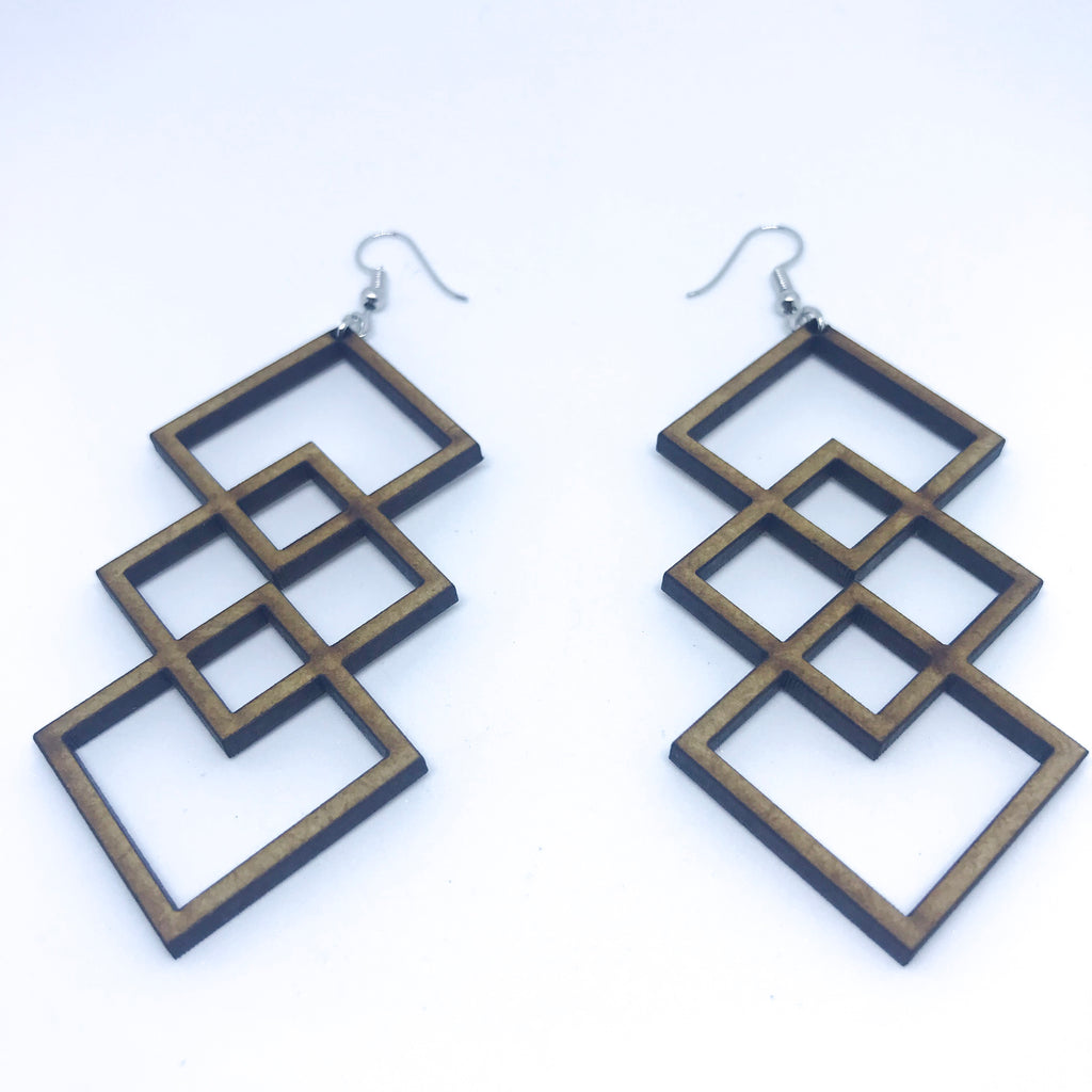 Earrings (MDF 4)