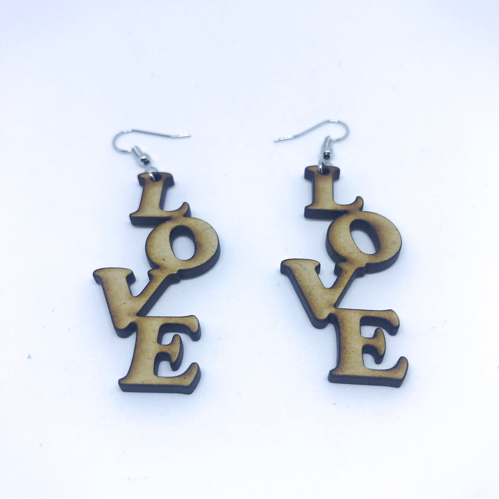 Earrings (MDF 2)