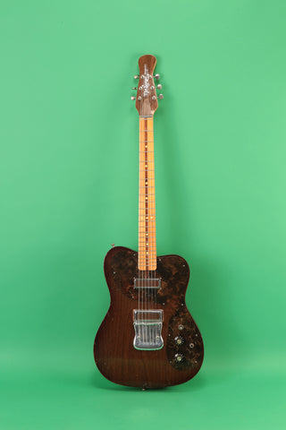 1973 Moseley 'The Sooner' Mosrite Natural