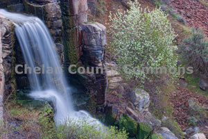 Ancient Lakes Waterfall , JPG Image Download - Stephen Hufman, Chelan County Commons