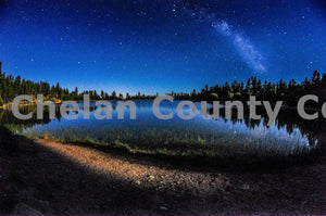 Beehive Night Exposure , JPG Image Download - Brian Mitchell, Chelan County Commons