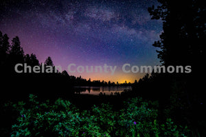 Beehive Starry Night , JPG Image Download - Brian Mitchell, Chelan County Commons