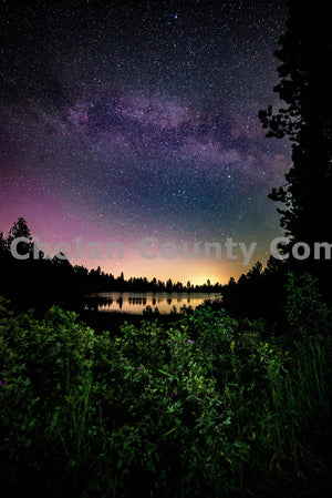 Beehive at Night , JPG Image Download - Brian Mitchell, Chelan County Commons