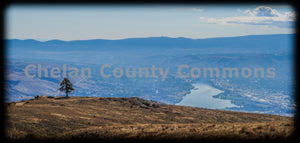 Burch Mountain Views , JPG Image Download - Brian Mitchell, Chelan County Commons