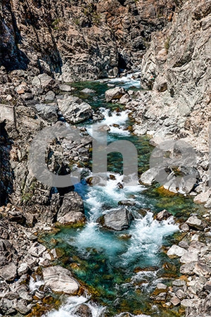 Chelan Gorge Stream , JPG Image Download - Travis Knoop, Chelan County Commons